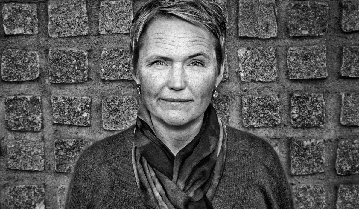 Hellre ett B-lag på arbetsmarknaden med lägre lön än att det ena laget inte får jobba alls. Det tycker Anna-Karin Hatt, vd på Almega. Foto: Johan Bergmark.