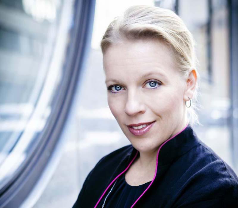 Maria Rankka, vd Stockholms Handelskammare. Foto: Stockholms Handelskammare.