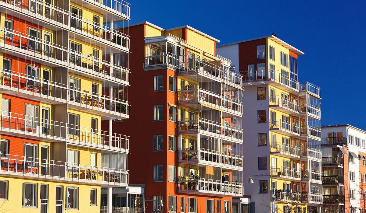 Avskrivningar fastigheter bostadsrattsforening