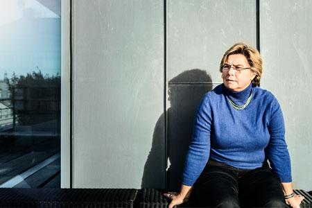I snart fyrtio år har Ulricka Francke bott och verkat i Stockholm. En stad som hon tycker lyckats behålla sin själ trots den snabba tillväxten.