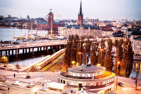 Det krävs en viss storlek och rytm för att staden ska vara fortsatt attraktiv, menar Kjell A Nordström.