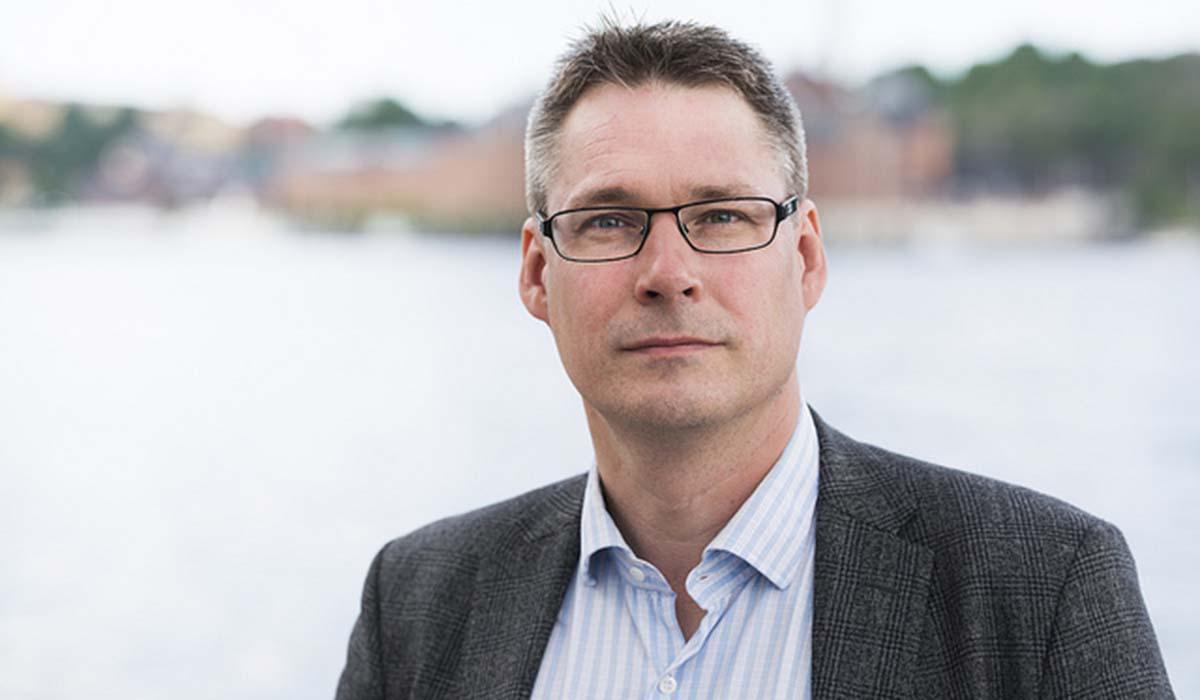 Roger Mogert (S). Foto: Socialdemokraterna.
